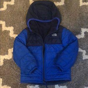 Toddler north face jacket